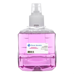 Prime Source Ltx Touch Free Foam Soap Antibacterial Plum