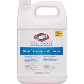 Clorox Healthcare Disinfectant Liquid 4gal Cs