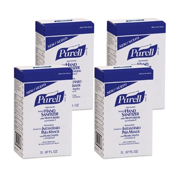 Purell Advance Instant Hand Sanitizer 2l 4box