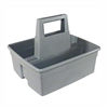 Caddie Unit 3 Compartments Gray