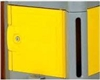 Continental Janitor Cart Lock Box