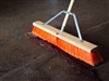 "Push Broom 36"" Orange Styrene ASM"