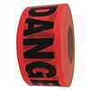 "Barrier Safety Tape ""DANGER"""