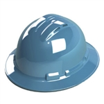 Full Brim Helmet Blue ea