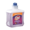 Dial Professional Antimicrobial Foaming Hand Soap, Cool Plum Scent, 1 L Bottle