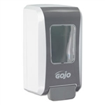 Gojo FMX20 Soap Dispenser, White & Grey