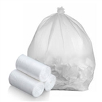 PolyTech Hi-Density Trash Bags 24x33 (12-16 gallon) 12mic 500/cs