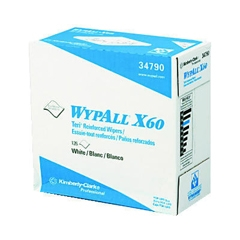 Kimberly Clark Professional WYPALL X60 Reinforced Wipers in POP-UP Box