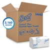 Kimberly Clark Professional Scott Slim Fold Towel 7.5x11 90/pack 24 packs/cs