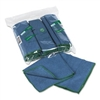Kimberly Clark Professional WYPALL Microfiber Cloths Blue 24/cs