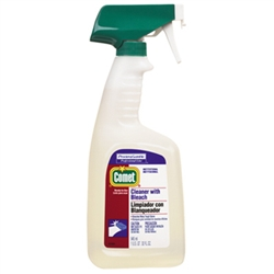Comet Professional Cleaner With Bleach 8 32oz