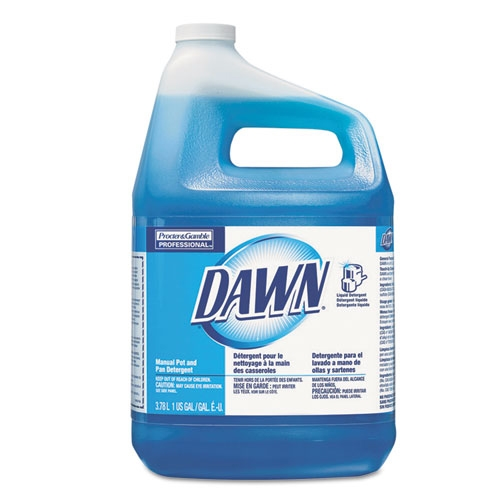 Original Dawn Dishwashing Liquid 4gal Cs