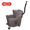 Impact Mop Bucket Combo 35-quart Gray