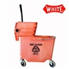 Impact Mop Bucket Combo 35Qts - Red