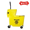 Impact Mop Bucket Combo 35Qts - Yellow
