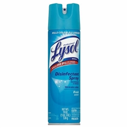 Lysol Fresh Scent Disinfectant Spray