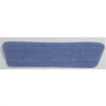 "Rubbermaid Commercial Micropower Pad 18"", Blue"