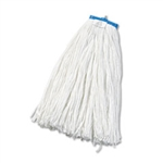 Cut End Lie Flat Wet Mop Head, Rayon 24oz 12/cs