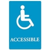 Wheel Chair Accessible Restroom