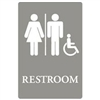 Men & Women Restroom w/ Wheel Chair