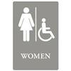 Womens Restroom w/ Wheel Chair Accessible